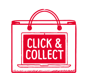 Click and Collect Icon