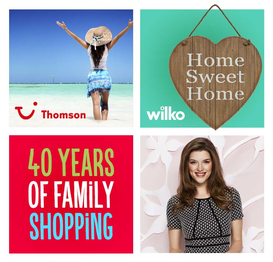 40 years of family shopping